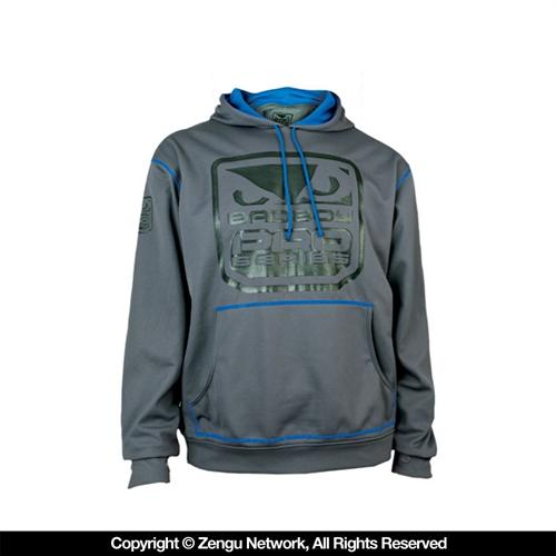 Bad Boy Bad Boy Fight DNA Hoodie - Charcoal